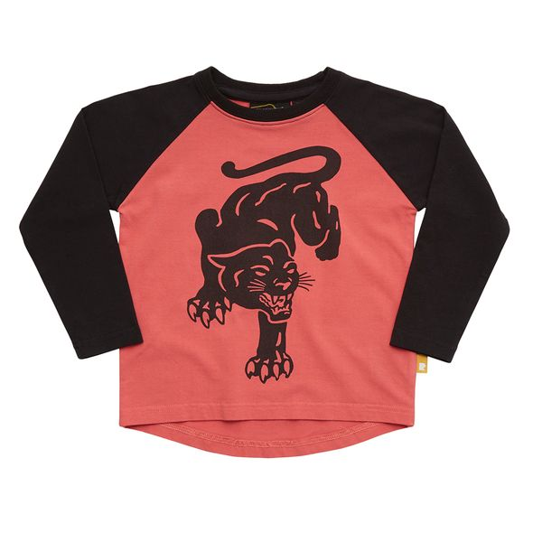 Rock Your Baby - Inked Panther Long Sleeve Tee