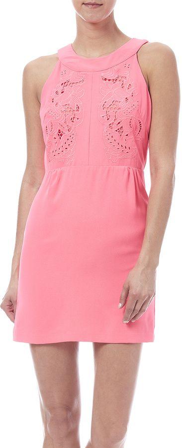 Esley Neon Pink Dress