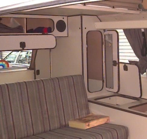 225 best images about vw campervan on pinterest for Interior westfalia