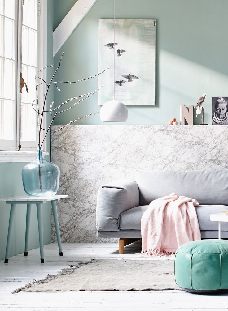 Pastel and marble living room with light blue accessoires  Light Dot by  vtwonen  grey. Best 25  Pastel paint colors ideas on Pinterest   Pastel pallete