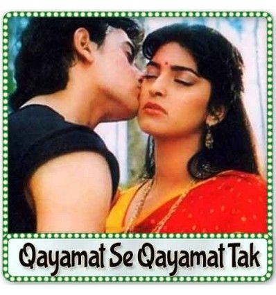 http://hindisongskaraoke.com/all-karaoke/3820-gazab-ka-hai-din-qayamat-se-qayamat-tak-mp3-format.html  High quality MP3 karaoke track Gazab Ka Hai Din from Movie/Album Qayamat Se Qayamat Tak and is sung by Udit Narayan and composed by Anand-Milind