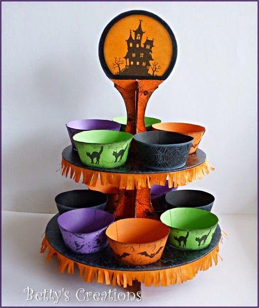 Bettys-creations: Cupcake-Förmchen.