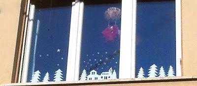 Oltre 25 idee originali per decorazione finestre su for Decorazione finestre