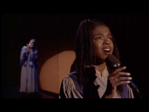 ▶ Sister Act 2 (Finale) Lauryn Hill - Joyful Joyful With Lyrics (Ft. Whoopi Goldberg) - YouTube