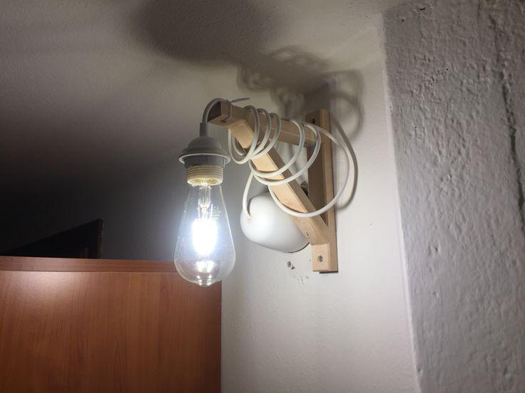 Lampada da muro Lampade, Muri, Idee