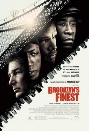 Brooklyns Finest Poster Standup 4inx6in