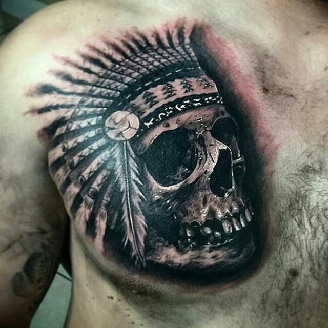 Tattoos Wolf Tattoos Headdress Tattoo: 17 Best Ideas About Headdress Tattoo On Pinterest