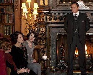 Eye on Emmy: Downton Abbey EP Gareth Neame on Fast Pacing, Spoiler Problems and Season4  Note: SEASON 4 SPOILERS