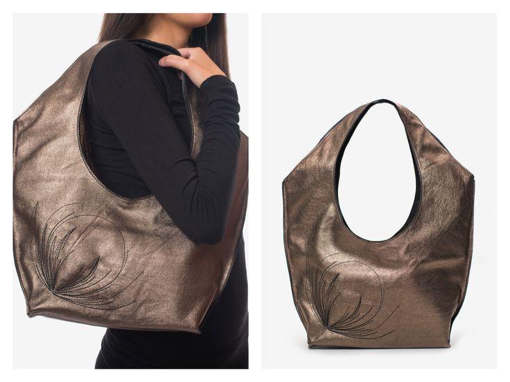 """Capri"" leather bag"