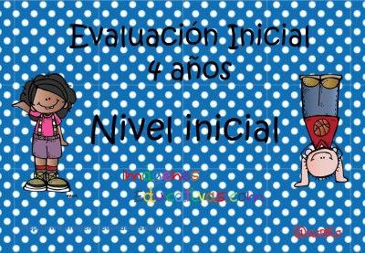 Evaluación Inicila 4 años IE original (1)