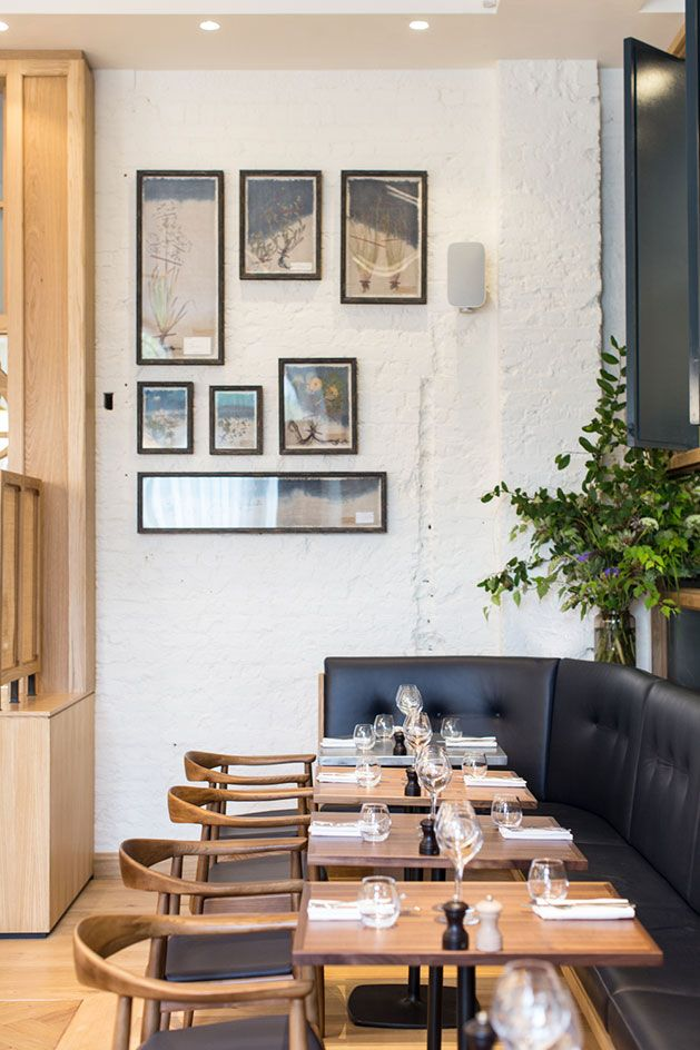 When The Modern Pantry Clerkenwell first opened in 2008, its unusual dishes and specific blend of unexpected ingredients got everyone talking. Now, chef Anna Hansen has expanded to launch her second outpost, this time located in Finsbury Square. Set wi...