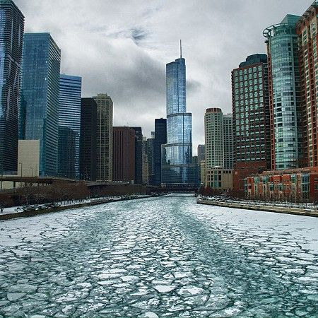 Best Hashtag to Rub It In: #Chiberia (Photo by Frank Reedy)