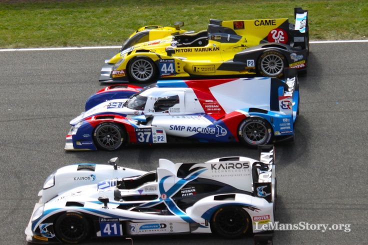 Le Mans Cars 24H Test Day Grid 2015 Official Photo Ceremony