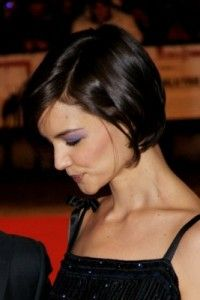 Katie Holmes Hairstyles Captivating 41 Best Katie Holmes Bob Haircuts Images On Pinterest  Short