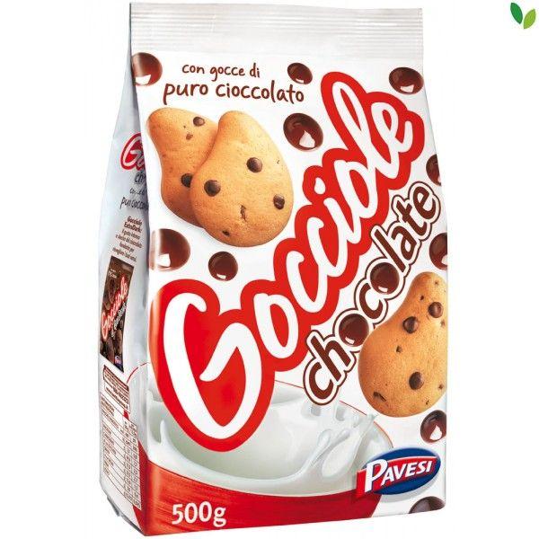 Pavesi - Gocciole cioccolato