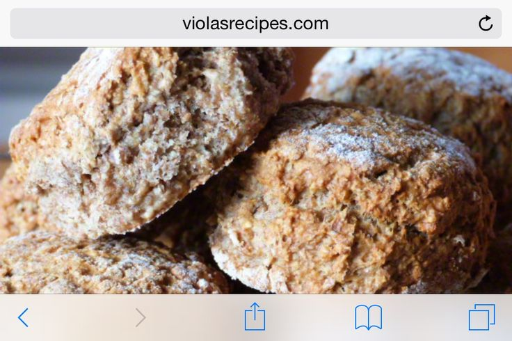 """A new recipe/tip """"Wholemeal Scones"""" has been posted on our website.   Visit our website for more recipes and useful cooking ideas :)"""