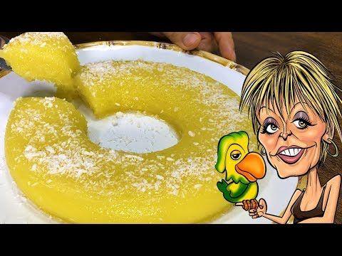 Quindim Da Ana Maria Braga De Liquidificador Manual Da Cozinha