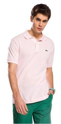polo ralph lauren outlet online Lacoste Classic Short Sleeve Men's Polo Shirt Light Pink [Shop 1721] - $27.54 : Cheap Designer Polo Shirts Outlet Online in US http://www.poloshirtoutlet.us/