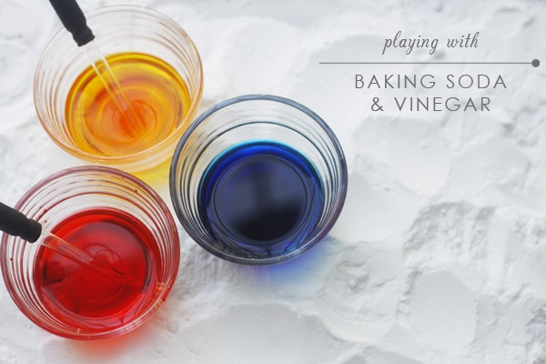 Painting with baking soda and vinegar kid stuff pinterest 4th grade science 4th grade - Unknown uses of baking soda ...