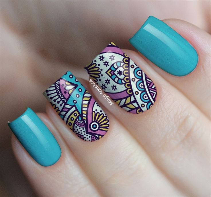 Best 25+ Pig nail art ideas on Pinterest | Pig nails ...