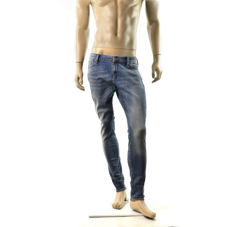 Denim & Supply Ralph Lauren Jeans Mens Low Rise Skinny Jean Size ...