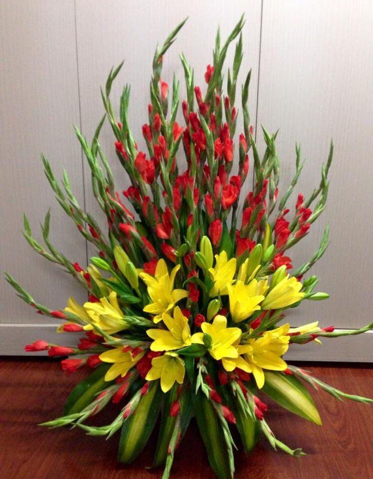 By Trang Khàn #Floral #Arrangement