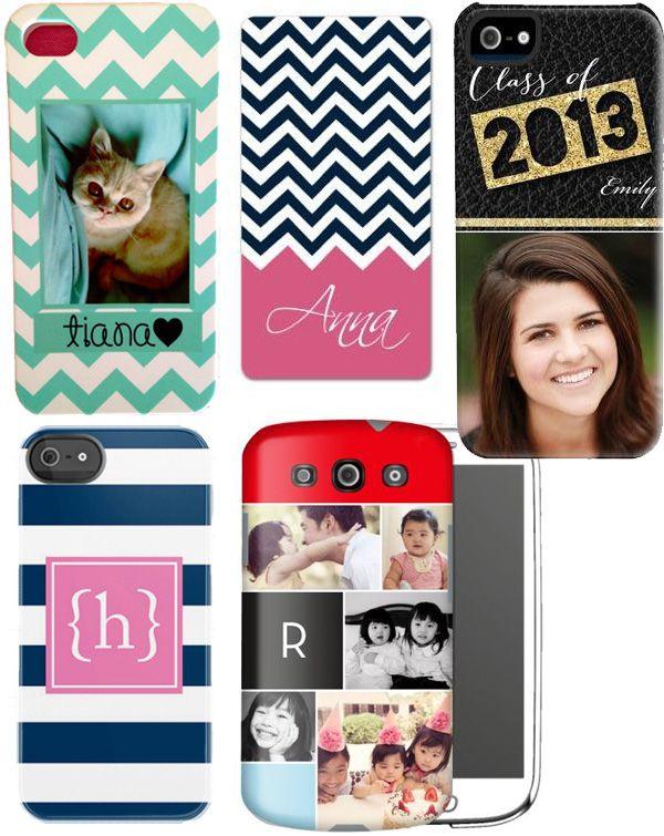 Giveaway: custom phone covers!