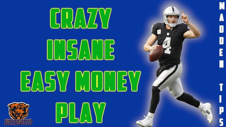 MADDEN 17 MONEY PLAYS OFFENSIVE SCHEME ONE PLAY TOUCHDOWN