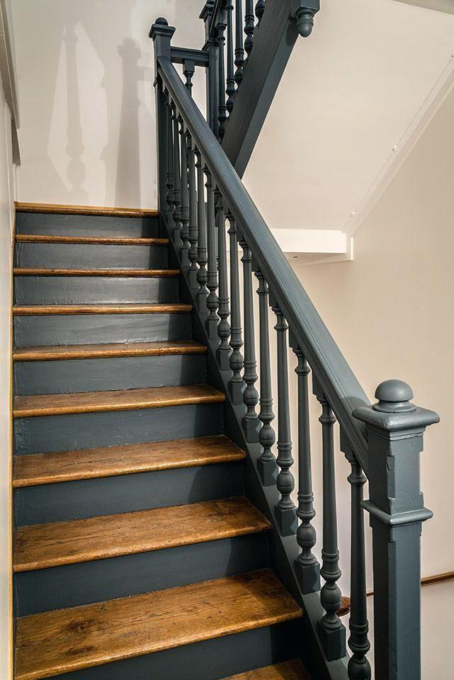 stunning escalier noir et bois photos design trends 2017. Black Bedroom Furniture Sets. Home Design Ideas