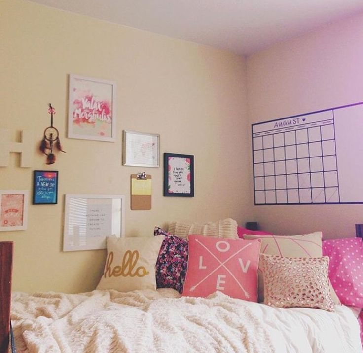 College Board Life Good Ideas Calendar Headboards Dorm