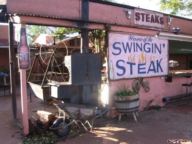 Swingin Steaks Menu - Mexican Hat