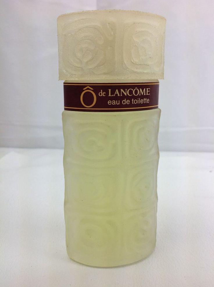 Vintage O de Lancome Eau de Toilette 2 oz (57ml) -  Original Formula - RARE #Lancome