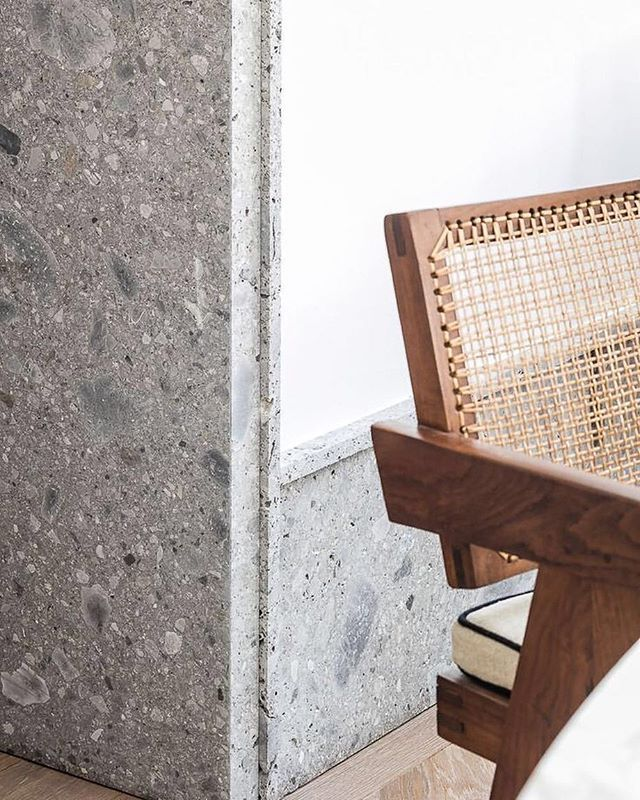 """@studiogabrielleuk """"City of Chandigarh"""" Desk Chair by Pierre Jeanneret. Manufactured in Chandigarh, India (1955).⠀ ⠀ A hallmark of Jeanneret's furniture designs is his great sensitivity to materials. In contrast to the tubular-steel chairs produced by Marcel Breuer and other members of the Bauhaus, Jeanneret uses essentially geometric forms for his wooden seating pieces, they exude warmth by nature of the material.⠀ ⠀ #studiogabrielleuk 
