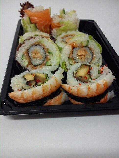 Nasz sushi master to ma fantazję!