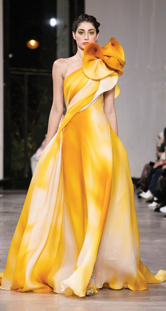 adc946ae5053 Georges chakra haute couture 2019. | Gala dresses in 2019 | Fashion ...