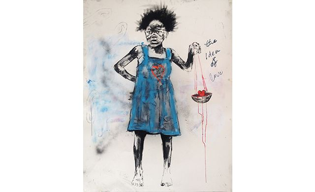 March/April 2015 - Nelson Makamo : CURRENT : CIRCA Gallery