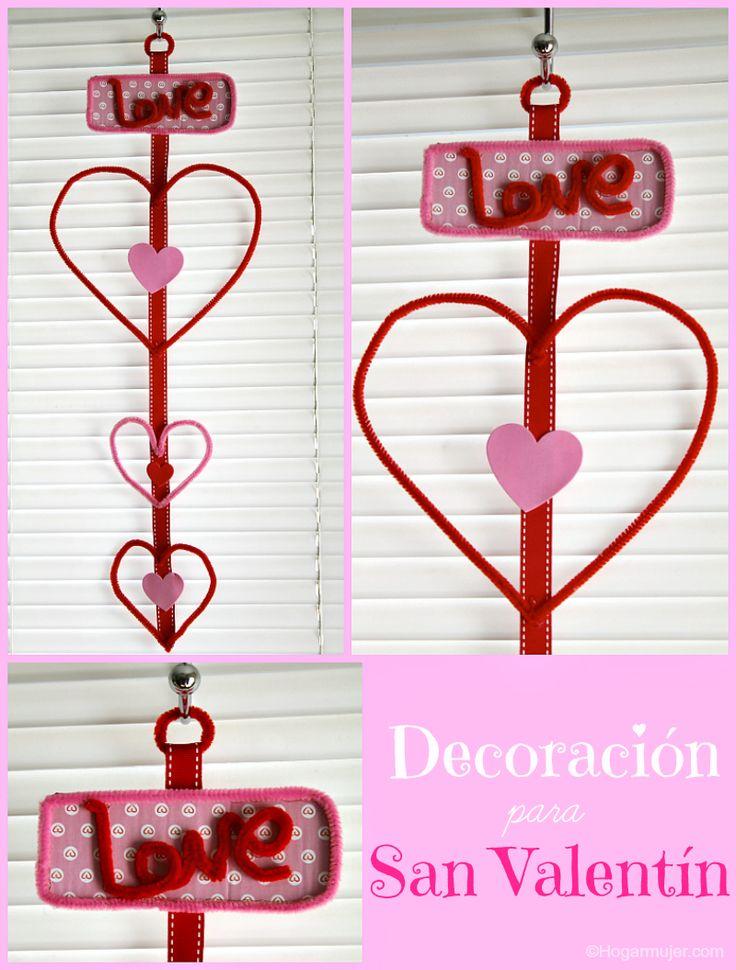 36 best valentine 39 s day 14 de febrero d a de san valent n for Decoracion san valentin