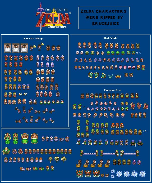 23 Best Sprite Sheets Images On Pinterest