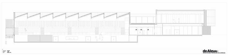 Gallery of Multisports Hall Mouvaux / de Alzua+ - 17