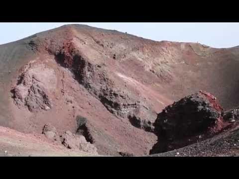 Kids on Volcano: Etna -