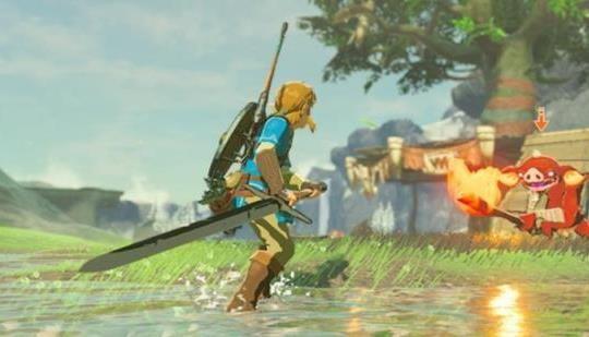 Zelda: Breath of the Wild release date leaked?  #Nintendo