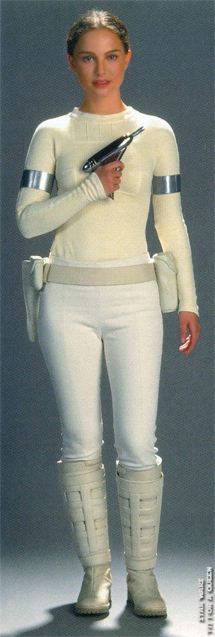 Natalie Portman as Padme Amidala / Star Wars Attack of The Clones