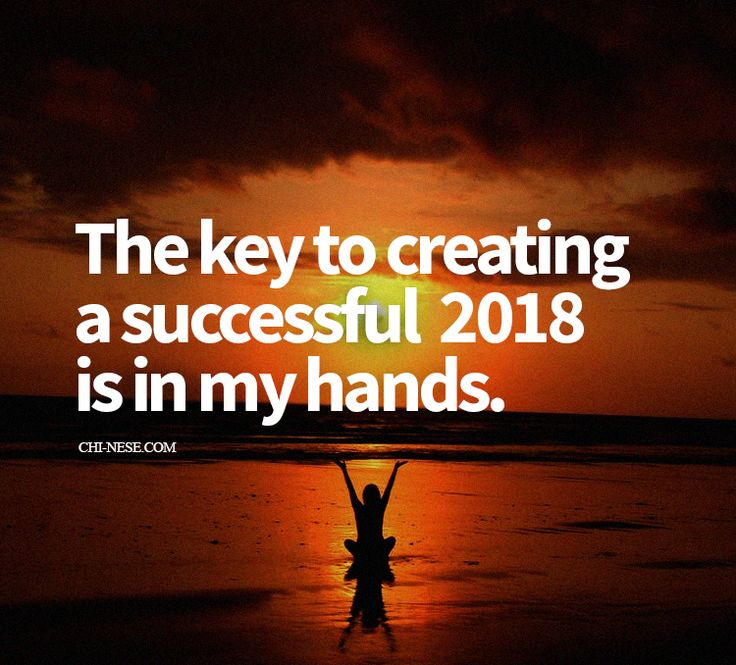 New Year Affirmations 2018: Start the New Year With a Clear Mind! 2018 affirmations #newyear2018 #affirmations #positiveaffirmations #keytosuccess #lawofattraction #2018affirmations