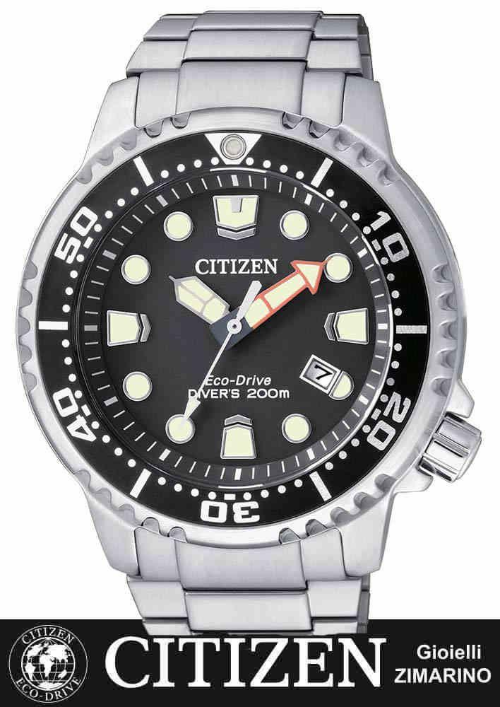 Citizen Diver Eco Drive  BN0150-61E