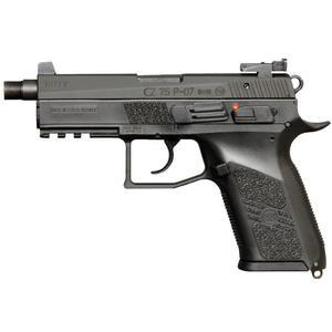 "CZ-USA CZ 75 P-07 Duty 91178 9mm 4.5"" barrel 16 Rnds - http://www.rgrips.com/en/article/82-blaser-r93"