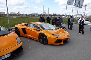 Lamborghini Aventador – Meilenwerk Böblingen