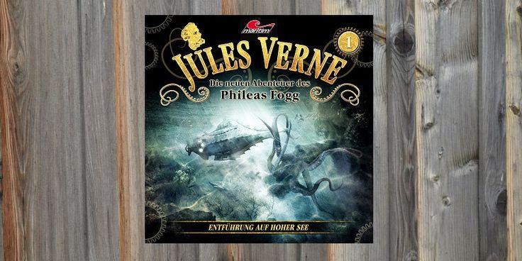 In der 1. Folge von Die neuen Abenteuer des Phileas Fogg geht es um die Entführung von Professor Aronnax, ein verwunschenes U-Boot und eine Riesenkrake.