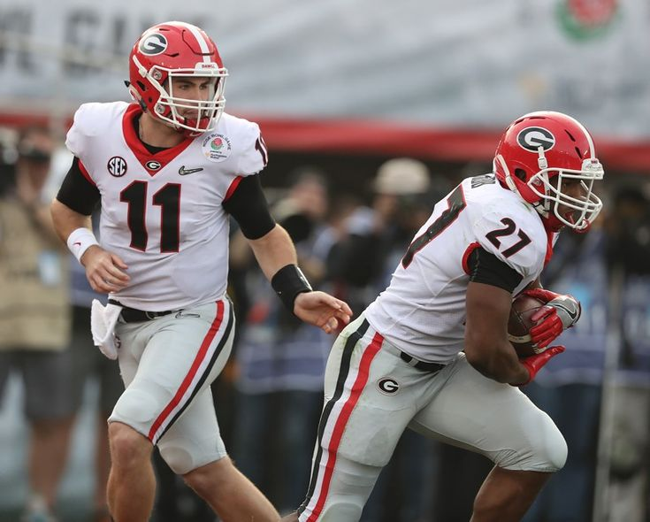 In-game Replay: Georgia ties Rose Bowl in final minute