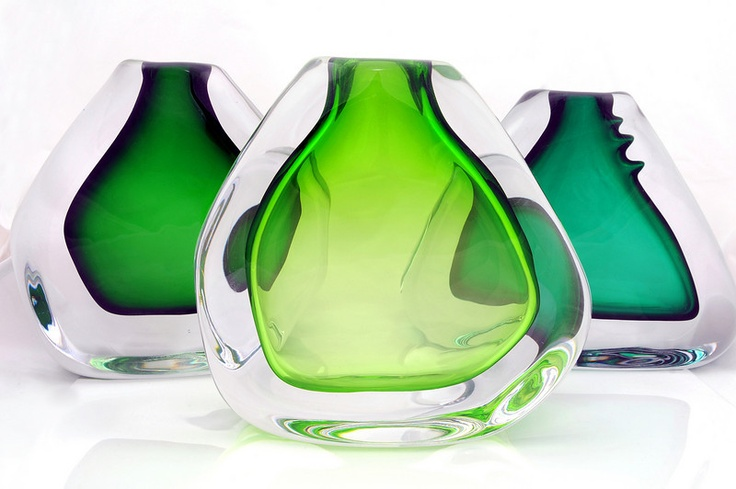 Bottle Forms by Christine Keers