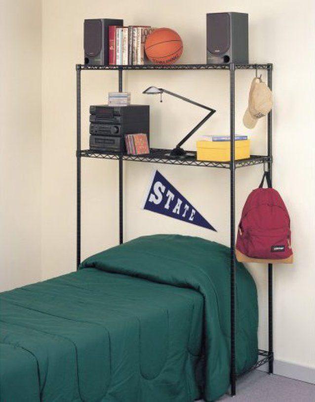 Amazon Dorm Room Over Bed Shelving